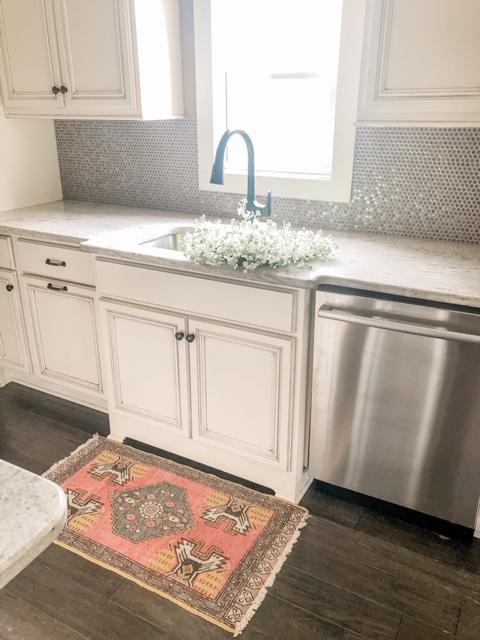kitchen faucet renovation