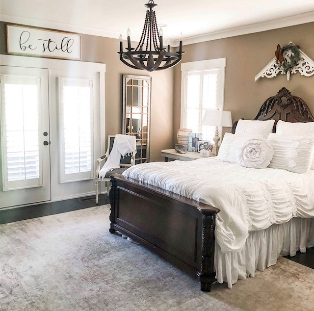 bedroom farmhouse bedroom be still white bedding